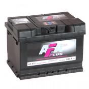 Аккумулятор   AFA  60 А/ч  560409 HS ОБР низкий   HS-N2