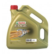 Масло  Castrol EDGE 0W40  FST  мот син  (4л)  15338D