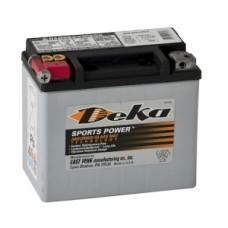 Аккумулятор DEKA ETX 14L ССА 220 (12 евр)