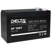 DT 1207 Delta Аккумуляторная батарея