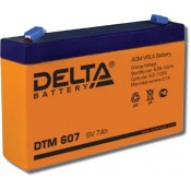 DTM 607 Delta Аккумуляторная батарея