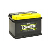 Аккумулятор DOMINATOR  6СТ - 55 VLR