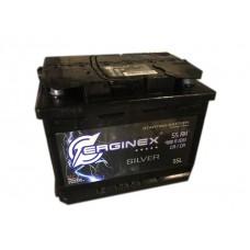 Аккумулятор ERGINEX 6СТ-55 п/п