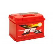 Аккумулятор FB 6 СТ - 55 (0)  (LBR) низкий