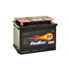 Аккумулятор FIRE BALL 6 СТ- 55 L