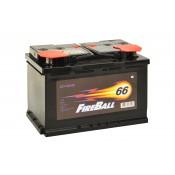 Аккумулятор FIRE BALL 6 СТ- 66 LR