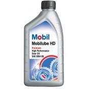 142132  Масло Mobilube HD 80W90 транс.  мин. (1л)