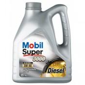 152062  Масло Mobil Super 3000 X1 Diesel 5W40 мот  син (4л) NEW