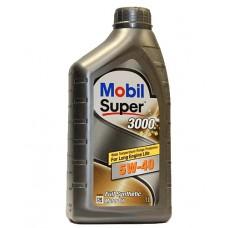 152567  Масло Mobil Super 3000 X1  5W40  син. (1л) NEW