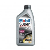 152627  Масло Mobil Super Diesel 2000 X1  10W40 мот. диз. п/с (1л) NEW
