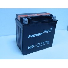Аккумулятор (мото) FORSE MF 12 A/ч (YTX14-BS)