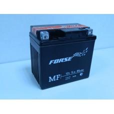 Аккумулятор (мото) FORSE MF 5 A/ч (YTX5L-BS)