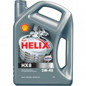 550040295 Масло Shell Helix  HX8 Synthetic 5W40 мот. син (4л)