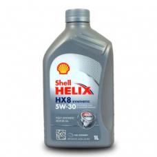 550040462 Масло Shell Helix  HX8 Synthetic 5W30 мот. син (1л)