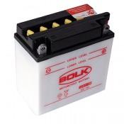 Аккумулятор МОТО BOLK 12V7 (507012-12N7-3B) сух.