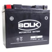 Аккумулятор МОТО BOLK Super 12V11 (512901-YT12B-BS)