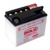 Аккумулятор МОТО BOLK 12V12 (512012-YB12B-B2) сух.