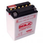 Аккумулятор МОТО BOLK 12V14  (514012-YB14-A2)   сух