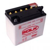 Аккумулятор МОТО BOLK 12V19 (519012-YB16-B) сух.