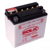 Аккумулятор МОТО BOLK 12V16 (516015-YB16B-A) сух.