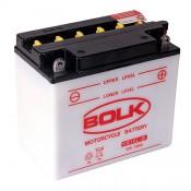 Аккумулятор МОТО BOLK 12V19 (519011-YB16L-B) сух.