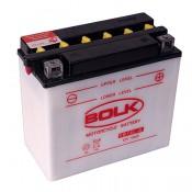 Аккумулятор МОТО BOLK 12V18 (518015-YB18L-A) сух.