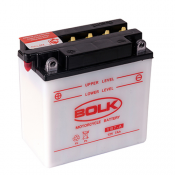 Аккумулятор МОТО BOLK 12V7 (508013-YB7-A) сух.