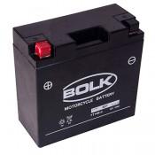 Аккумулятор МОТО BOLK Super 12V12 ВК 32016 (512903-YT14B-4)