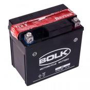 Аккумулятор МОТО BOLK Super 12V4 (504012-YTX5L-BS)