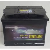 Аккумулятор 6 СТ-60 Start Light е