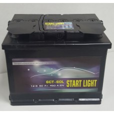 Аккумулятор 6 СТ-60 Start Light е (Курск)