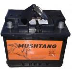 Аккумулятор Mustang  6СТ - 60 а/ч евро