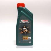 153F01 Масло  Castrol Magnatec 5W40  A3/B4 мот  син (1л) (270060)