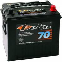 Аккумулятор DEKA 624FMF ССА 675  (75  Asia евр)