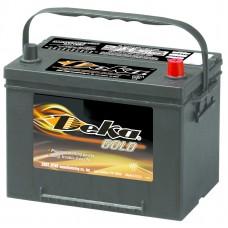 Аккумулятор DEKA (634RMF) 6 СТ - 75 Asia (евр)