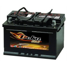 Аккумулятор DEKA 640RMF  (ССА 650)   (70 е)