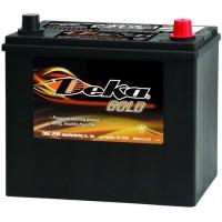 Аккумулятор DEKA (651RMF CCA 500) 6 СТ - 50 Asia (евр)