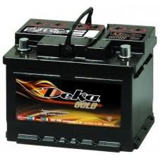 Аккумулятор DEKA (690MF CCA 600) 6 СТ - 60 (евр)