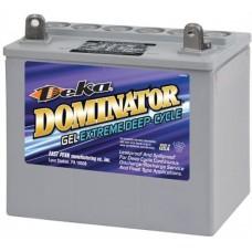 Аккумулятор DEKA 8GU1 33 A/h