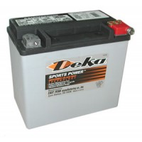 Аккумулятор DEKA ETX 16L   ССА325   (19 евр)