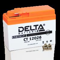 CT 12026  Delta Аккумуляторная батарея