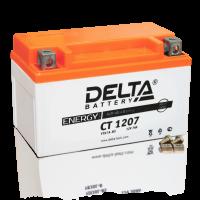 Аккумулятор Delta CT 1207 (YTX7A-BS)