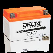 Аккумулятор Delta CT 1207 YTX7A-BS