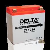CT 1214 Delta Аккумуляторная батарея (YTX14-BS, YTX14H-BS, YTX16-BS, YB16B-A)