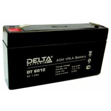 Аккумулятор DT 6012 Delta