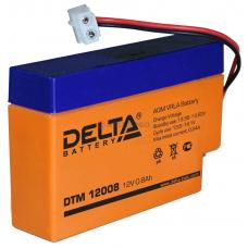 Аккумулятор Delta DTM 12008 (Т13)