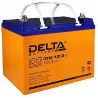 DTM 1233 L Delta Аккумуляторная батарея