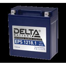 Аккумулятор Delta EPS 1218.1 р