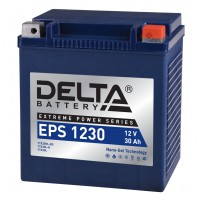 EPS 1230 e Delta Аккумуляторная батарея (YTX30HL-BS, YTX30L-B, YTX30L)