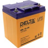 HRL 12-26 Delta  Аккумуляторная батарея